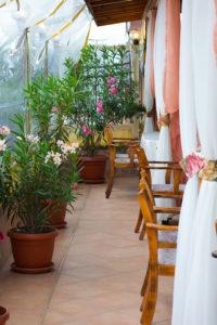 Барбекю тераса към ресторант Елегант - гр. Пазарджик